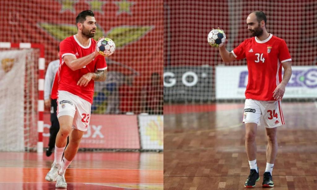 Nuno Grilo e Fábio Vidrago