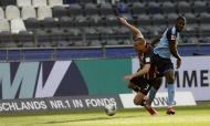 Eintracht Frankfurt-Borussia Monchengladbach (Lusa)