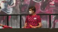 Bundesliga: distanciamento social, festejos com cotovelos e golos