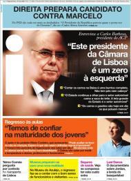 Revista de imprensa de 18 de maio de 2020