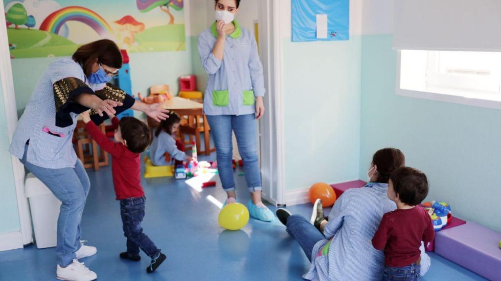 Covid-19: reabertura das creches em Portugal