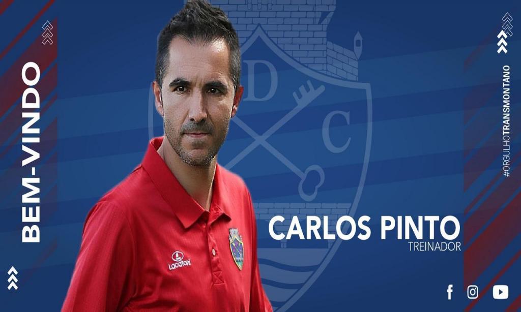 Carlos Pinto (Desp. Chaves)