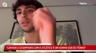 «O Benfica tem equipa e treinador para ganhar o campeonato»