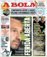 Revista de imprensa de 19 de maio de 2020