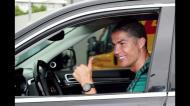 Ronaldo de regresso aos treinos na Juventus