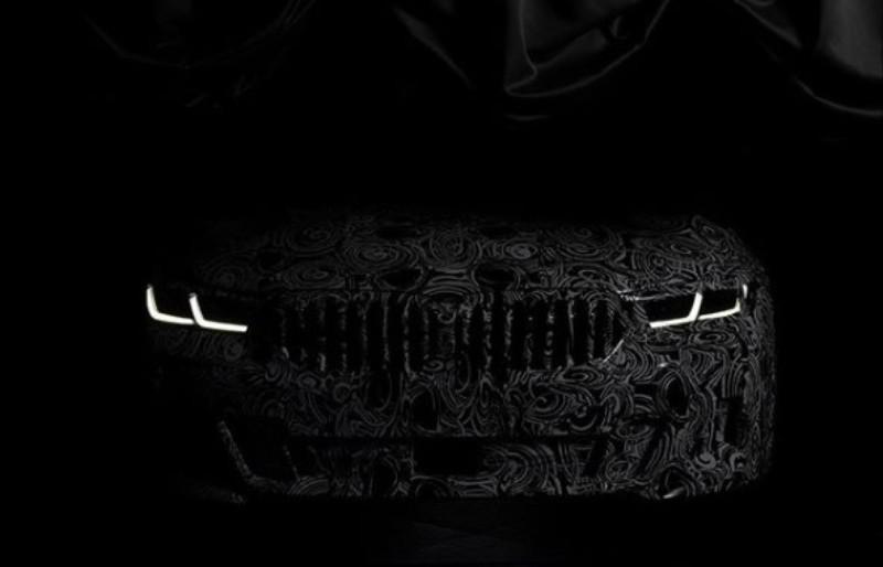 Novo BMW Série 5 (Reprodução Facebook BMW Coreia)
