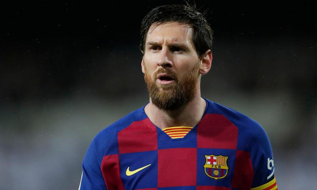 7.º: Lionel Messi (AP/Manu Fernandez)