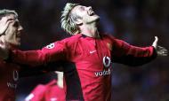 David Beckham: 394 jogos com Ferguson