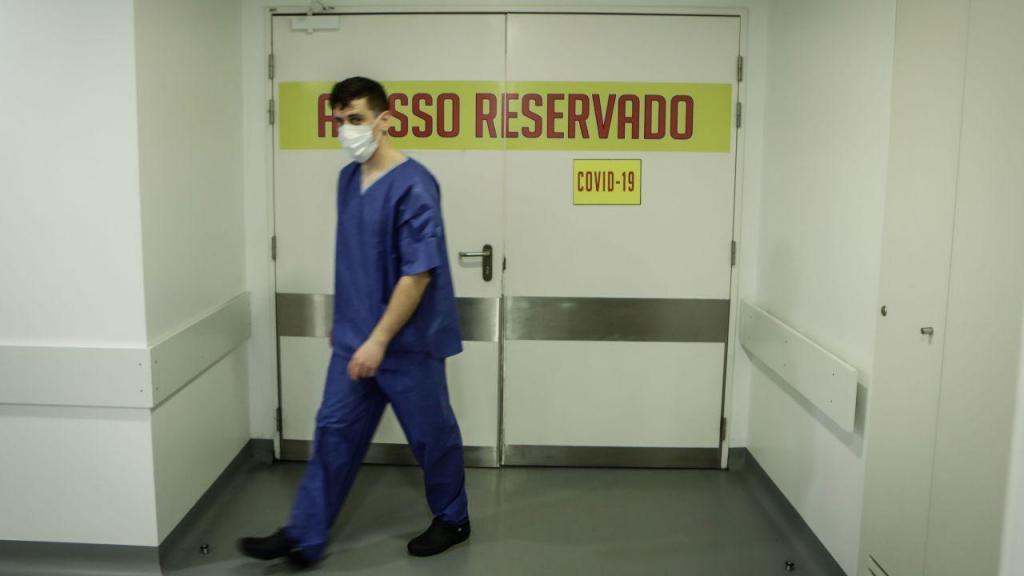 Covid-19: Hospital Sousa Martins na Guarda