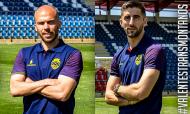 Zé Tiago e Luís Silva reforçam Desp. Chaves