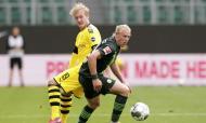 Wolfsburgo-Borussia Dortmund (AP)