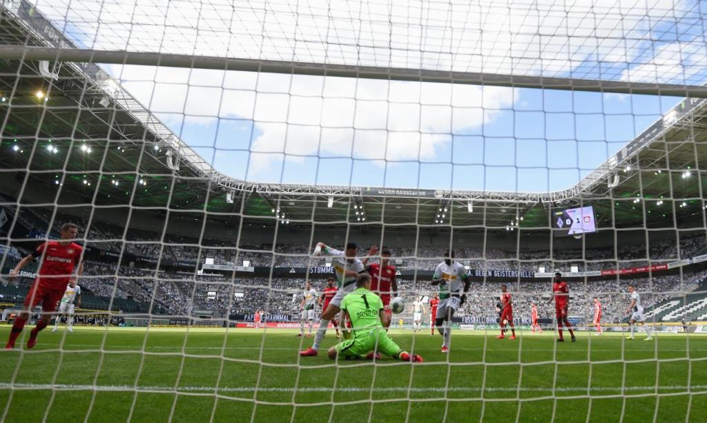 Borussia Moenchengladbach-Bayer Leverkusen