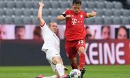 Bayern Munique-Eintracht Frankfurt (EPA)