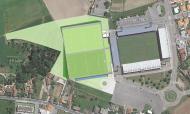 Projeto para a segunda fase do Estádio Cidade de Barcelos (Gil Vicente)