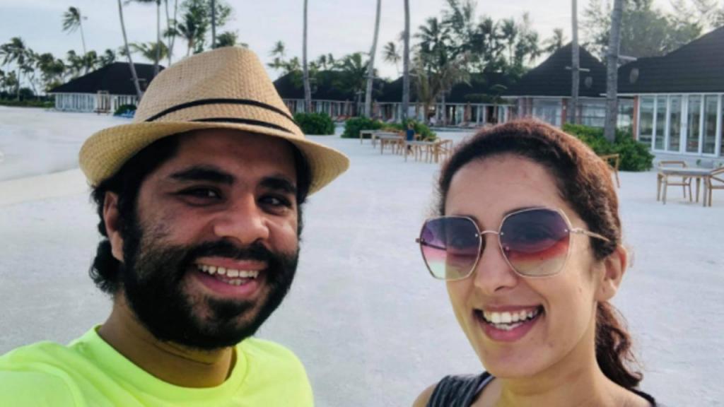 Covid-19: casal vive luda de mel sem fim...nas Maldivas