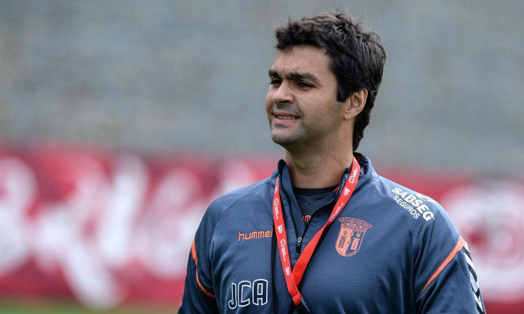 José Carvalho Araújo (Site do Sp. Braga)