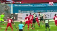 Pongracic bisa e o Wolfsburgo chega à goleada em Leverkusen