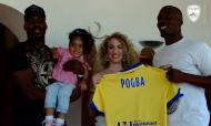 Florentin Pogba assinou pelo Sochaux