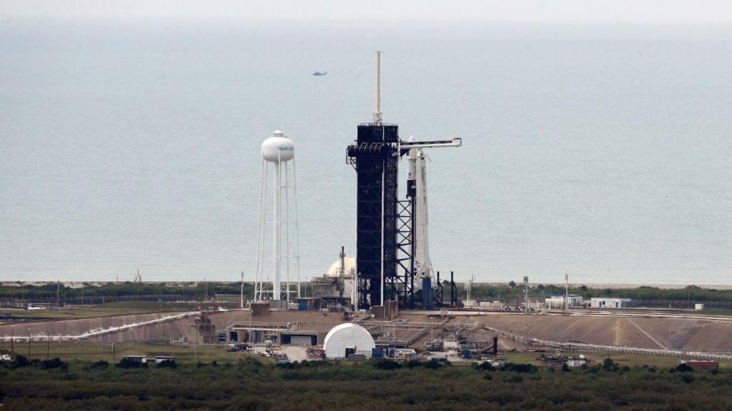 Missão espacial da SpaceX
