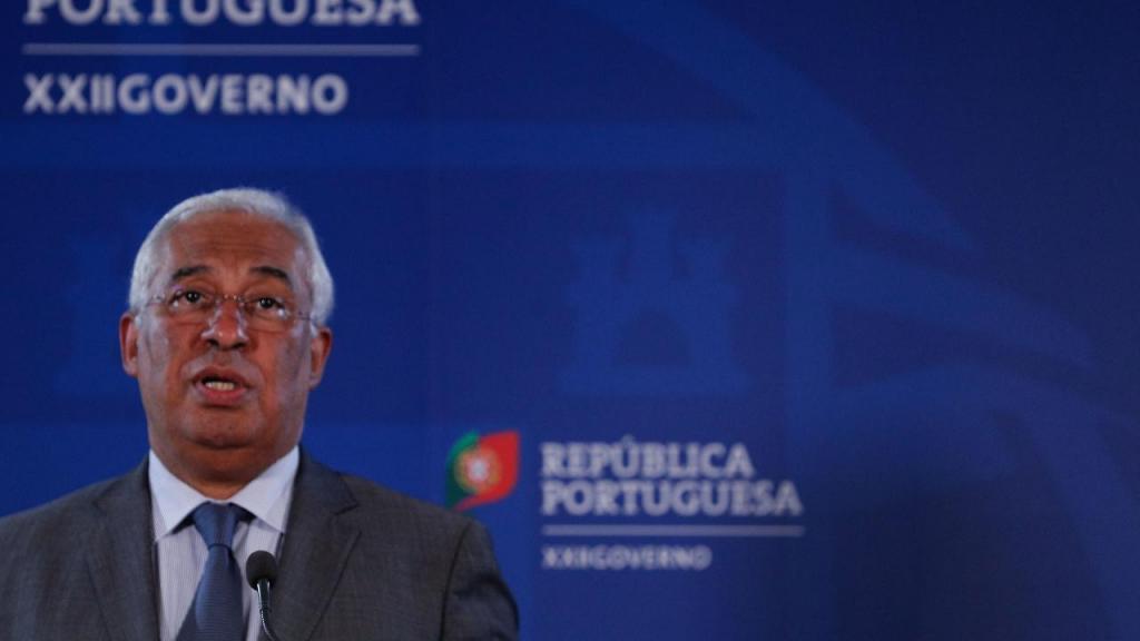 Primeiro-ministro, António Costa, recebe parceiros sociais