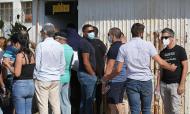 Leitura do acórdão do processo do ataque à academia do Sporting, no Tribunal de Monsanto (António Pedro Santos/LUSA)