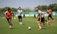 Sporting prepara regresso da Liga. Treino de 28 de maio (Fotos: Sporting)