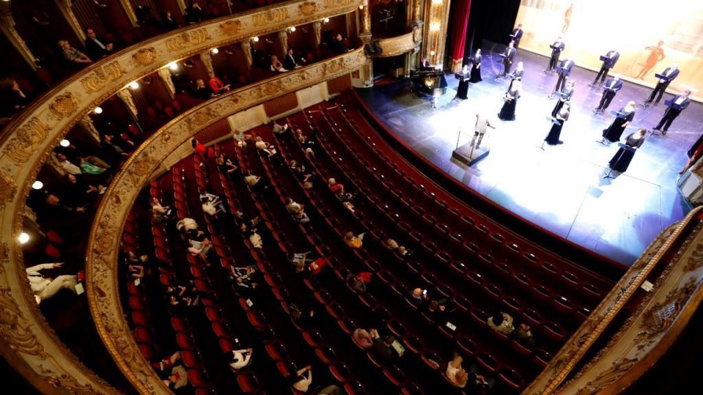 Teatro na Croácia