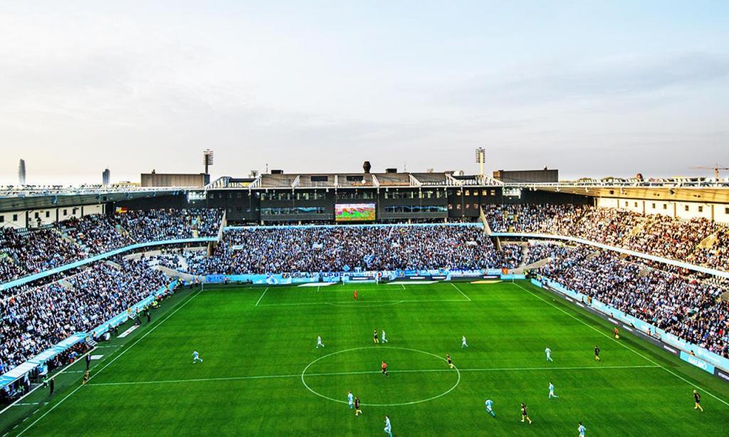 Eleda Stadion, estádio do Malmö (Foto: Malmö)