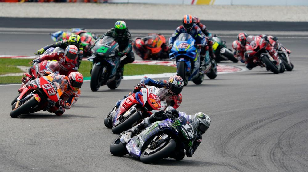 MotoGP (Associated Press )