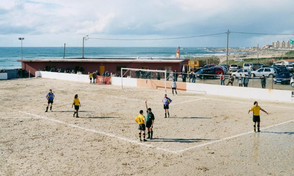 «Campo de Futebol» (Foto: Hans van der Meer)