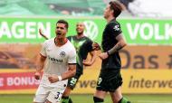 Wolfsburgo-Eintracht Frankfurt (Swen Pfoertner/EPA)