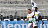 Borussia Monchengladbach-Union Berlim (Martin Meissner/EPA)