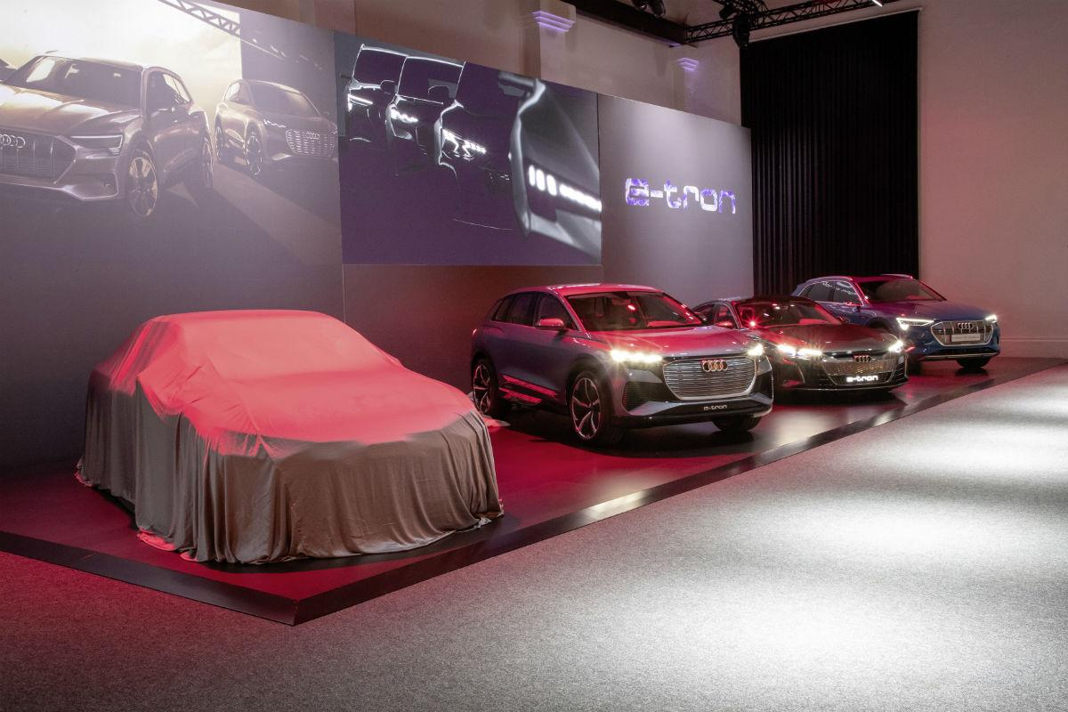 Projeto Artemis da Audi