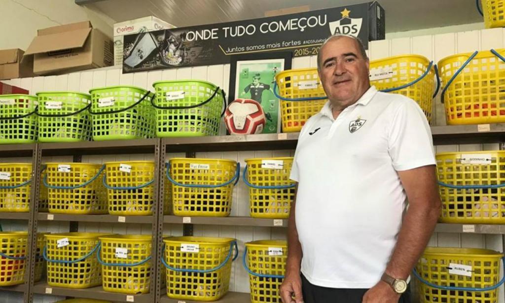 José Luís (Facebook da Sanjoanense)