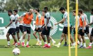 Sporting prepara 25.ª jornada, ante o V. Guimarães, sem Wendel e Luiz Phellype (Foto: Sporting CP)