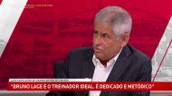 Vieira: «Lage vai continuar, independentemente de ser ou não campeão»