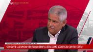 Vieira comenta David Luiz e garante regresso de jovem da formação aos 27 anos