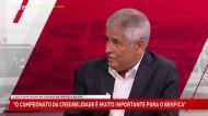 Vieira: menos dinheiro para as modalidades e uma «super-equipa do FC Porto»
