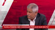Vieira, a saída do Benfica da Liga e a carta de Proença: «Fiquei indignado»