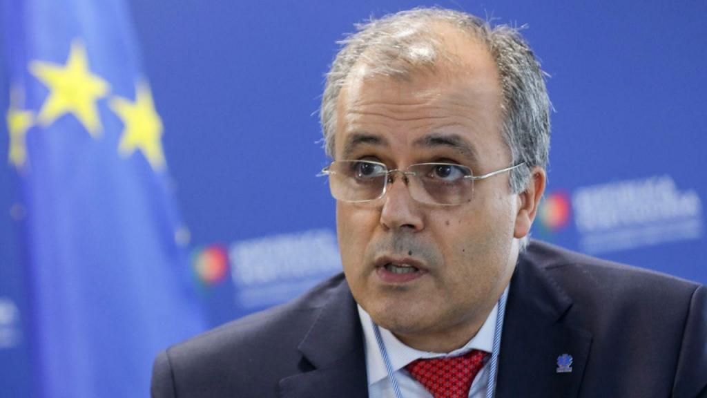 Luís Meira - presidente do INEM