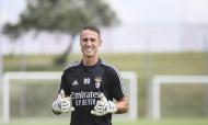 Treino Benfica (site Sport Lisboa e Benfica)