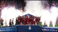 Champions: Lisboa em cima da mesa para receber fase final
