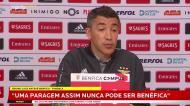 Lage lembra episódio com Vieira para responder sobre Jorge Jesus