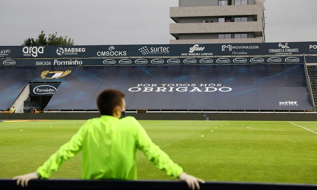 10. Estádio Municipal de Famalicão (Famalicão), média de 4.00 estrelas