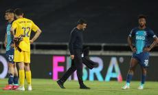Conceição: «Marchesín? O erro foi da equipa, faz parte do jogo»