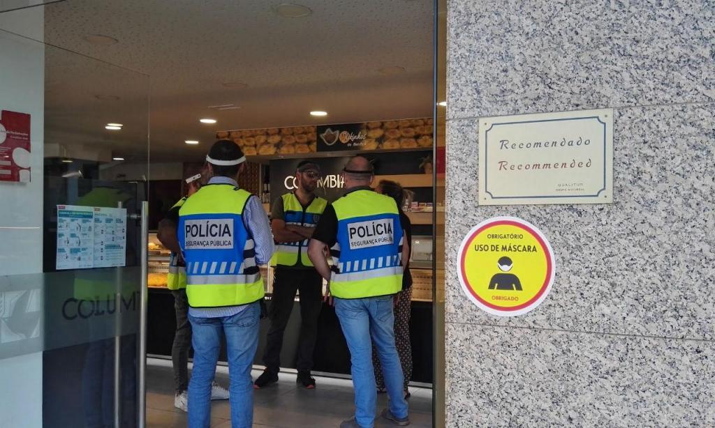 PSP Benfica-Tondela