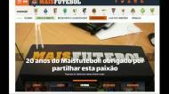 Maisfutebol faz 20 anos: festa prolonga-se para o programa na TVI24