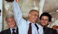 Robson, Ronaldo e Mourinho