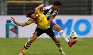 Borussia Dortmund-Hertha Berlim (Lars Baron/EPA)