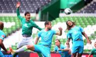 Werder Bremen-Wolfsburgo (EPA)